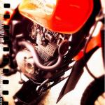 ホンダFTR223のエンジンオイル交換をやってみました。