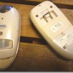ツインバードセンサーライト LS-8556型の電池交換
