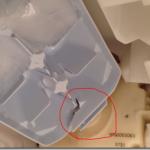 購入して10年以上経過した三菱冷蔵庫MR-S46B-Hの製氷機のトラブル対応です。なんと対応費用が無料という意外な方向に。勉強になりました。