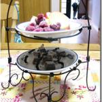 英国式ケーキスタンド