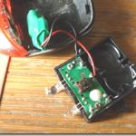 電動アシスト自転車ハリヤで利用していたソーラー式リヤライトがついに動かなくなりました。